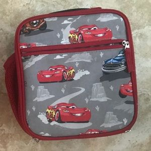 Pottery Barn Kids CARS lunch
